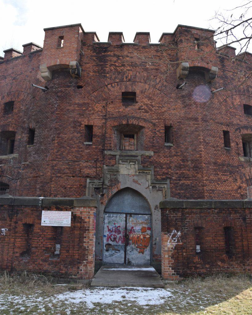 Brama fortu św. Benedykta