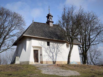 Widok na kościół św. Benedykta