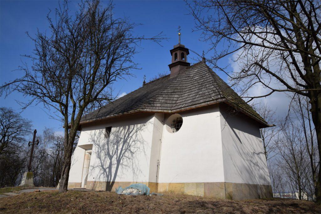 Zdjęcie kościoła świętego Benedykta z zewnątrz