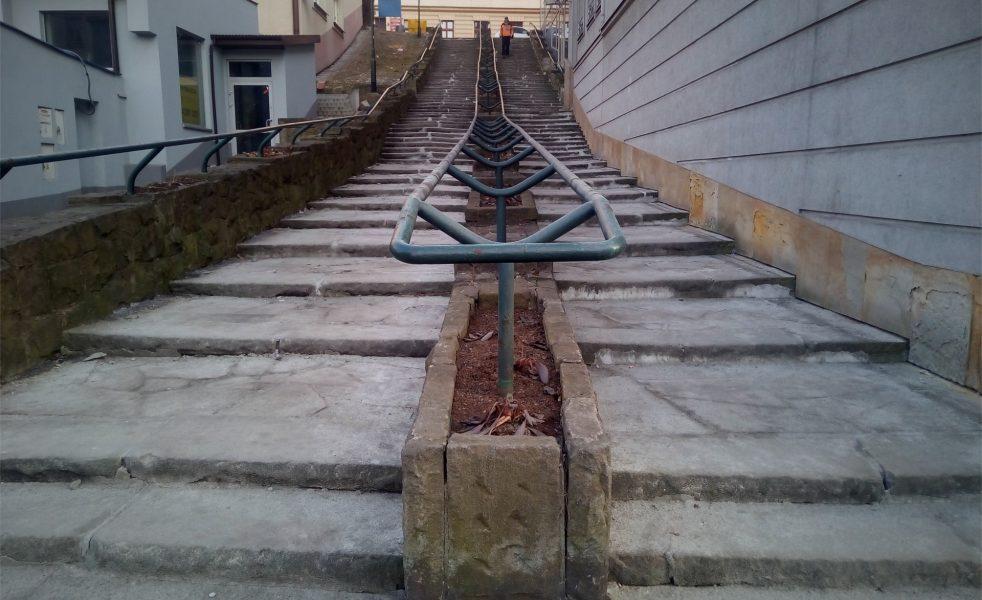 Podgórskie schody