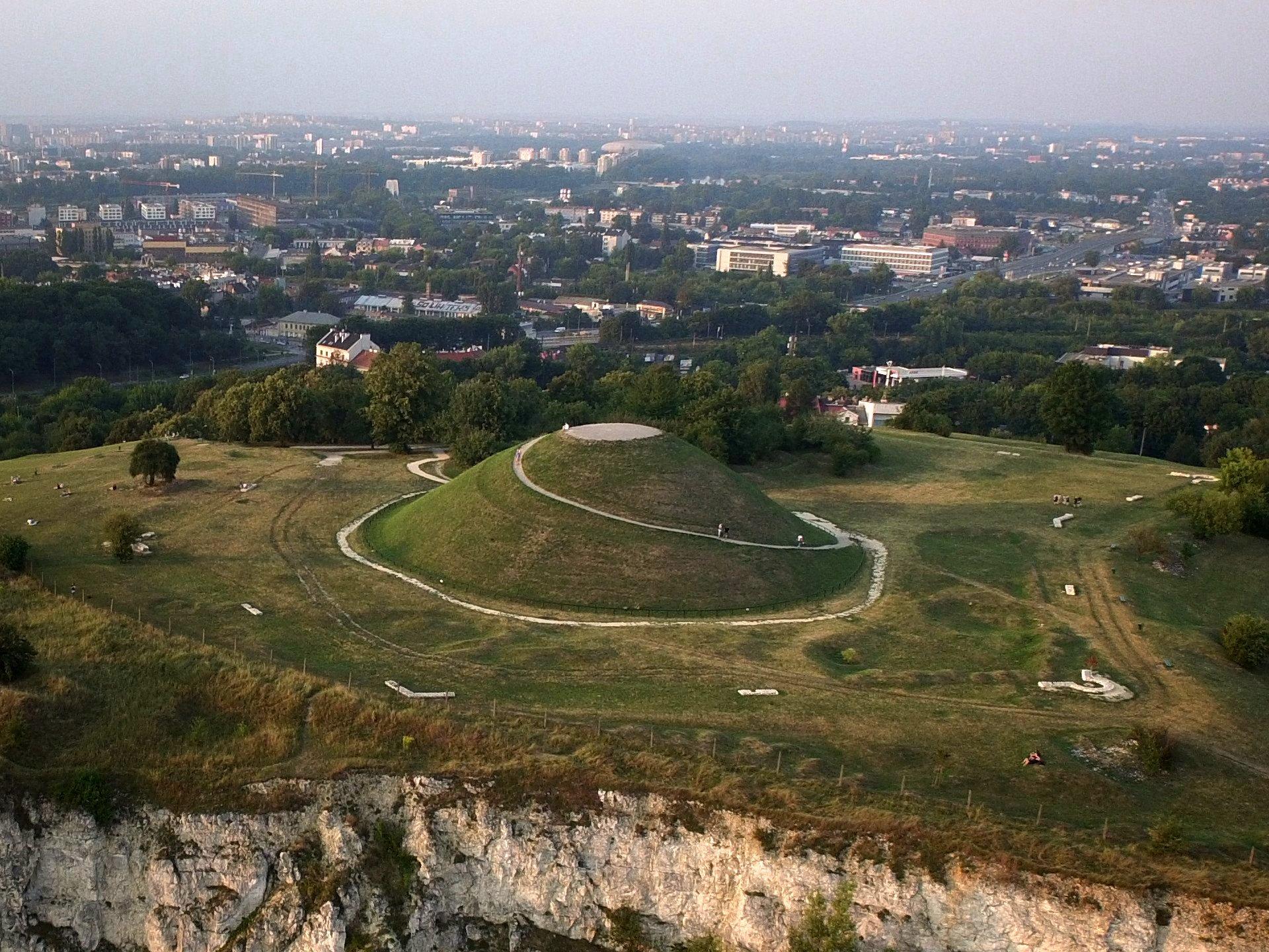 Ruiny fortu Krakusa