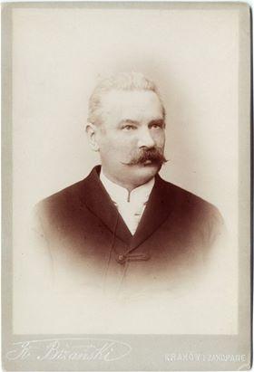 Wojciech Bednarski założyciel parku